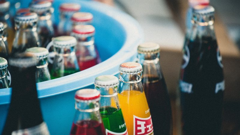 pop-bottles-in-cooler