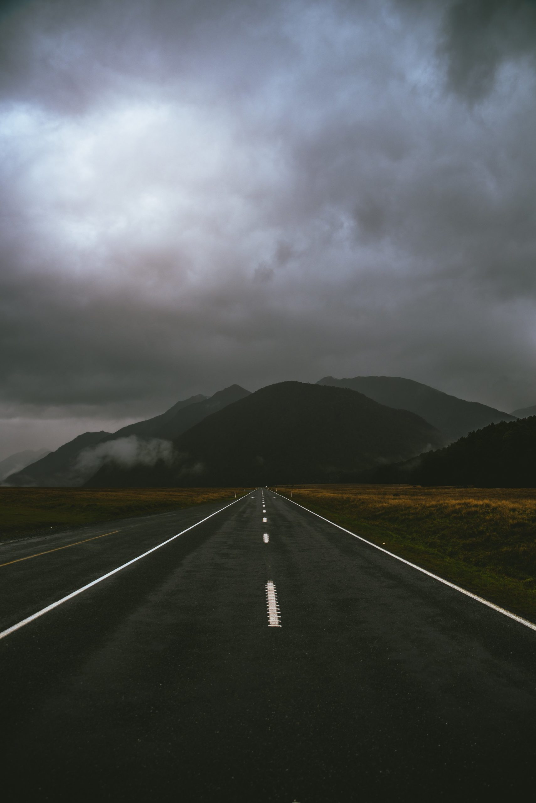 dark-road-into-the-mountains