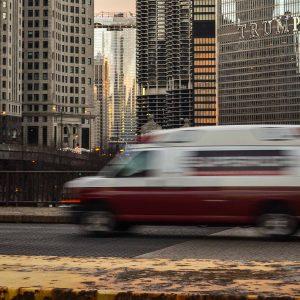 ambulance-blurred