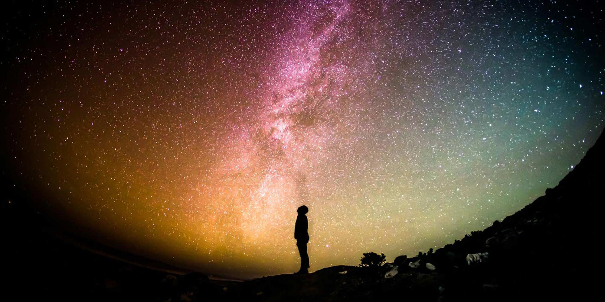person-looking-at-night-sky