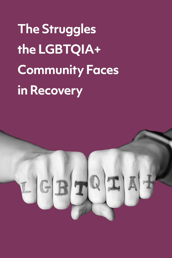 The Struggles the LGBTQIA+ Community Faces in Addiction Recovery