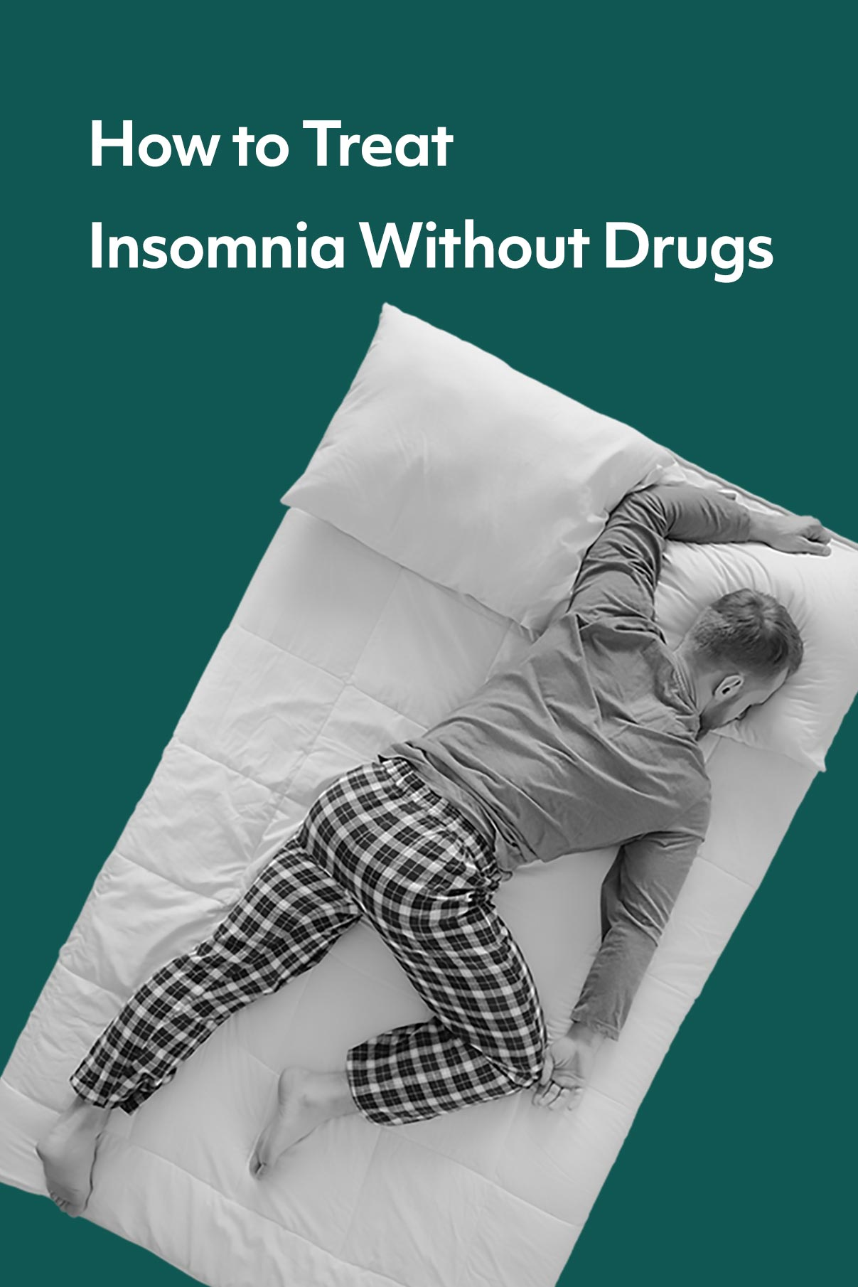 Treating insomnia without drugs