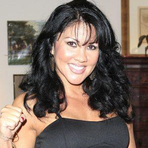 Mia St. John, Hispanic celebrity in addiction recovery